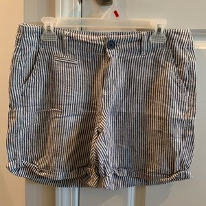 Maurice's Striped Women's Shorts
